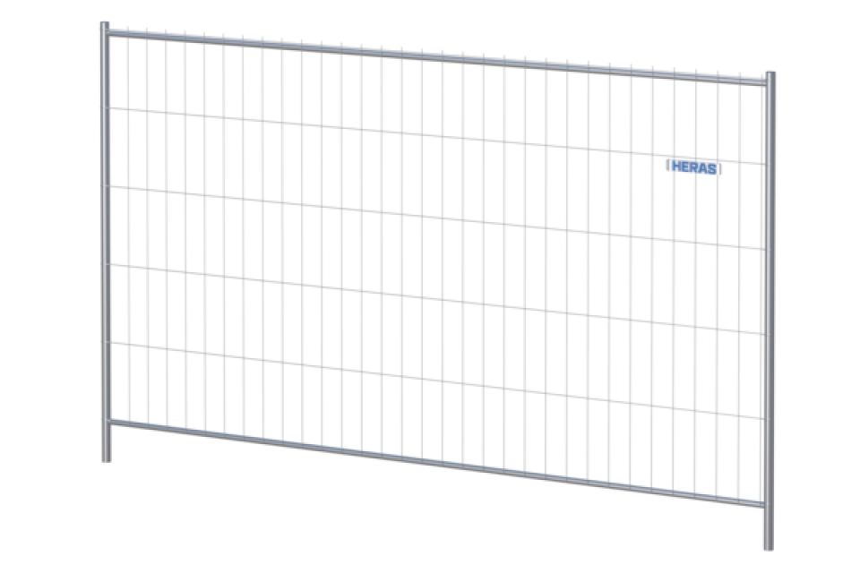 Purchase Heras half-closed fencing