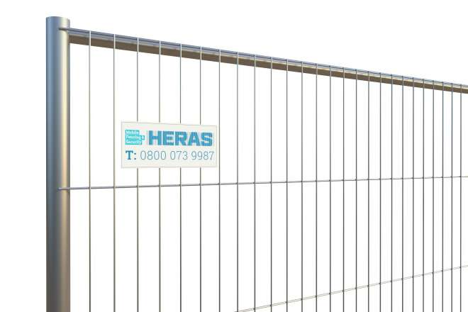 M400 Mobile Fence no spikes